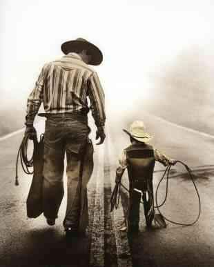 cowboy_father-son