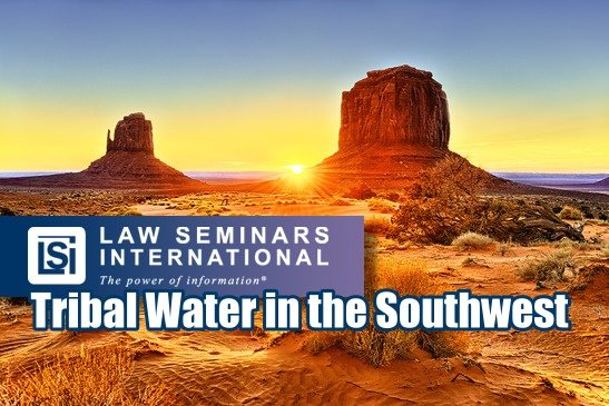 Tribal Water Conference